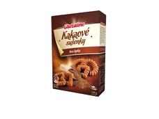 Glutaline kakaové sušenky bez lepku 120 g