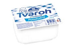 Tvaroh polotučný Milko 250 g