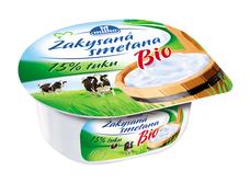 Bio zakysaná smetana Milko 175 g