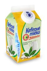 Kefírové mléko nízkotučné přírodní 1,1% 500 g