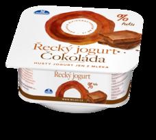 Řecký jogurt čokoládový 140 g