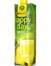 Happy Day ananas 100% 1 l