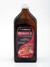 Recalvit D 500 ml
