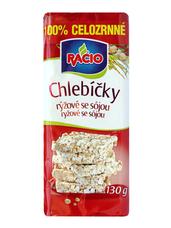 RACIO rýžové chlebíčky se sójou 130 g
