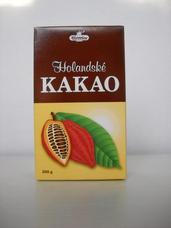 Holandské kakao 200 g - krabička