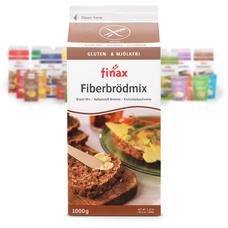 FINAX-bezlepková chlebová směs z vlákniny 1 kg