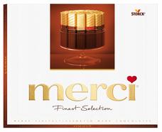 merci Finest Selection hořká 250 g