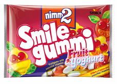nimm2 Smilegummi ovocno-jogurtové 100 g