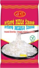 AT rýžové nudle široké 200 g