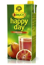 Happy Day červený pomeranč 2 l