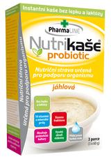 Nutrikaše probiotic - jáhlová 180 g (3x60g)