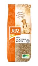 Rýže kulatozrnná natural BIOHARMONIE  500 g