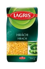 Lagris hrách žlutý loupaný půlený 500 g