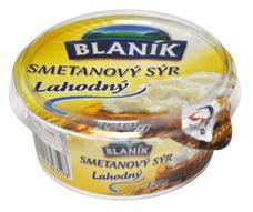 Blaník termizovaný sýr lahodný 120 g