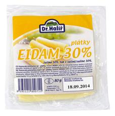 Dr. Halíř Eidam plátky 80 g