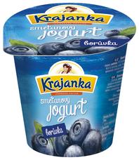 Krajanka smetanový jogurt borůvka 150 g