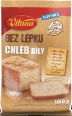 Bez lepku Bílý chléb 500 g
