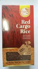 Golden Coral - Rýže cargo- červená rýže 1 kg
