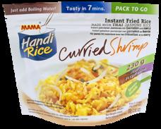 MAMA Instantní rýže s krevety 80 g