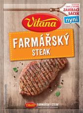 Koření Farmářský steak 25 g