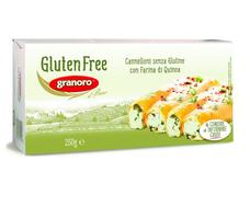 Cannelloni bezlepkové Granoro 250 g