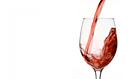 Červené víno suché