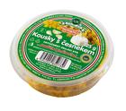 Olomoucké tvarůžky Kousky s česnekem 125 g