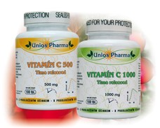 VITAMIN C 1000 mg Time Release 100 tablet
