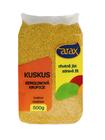 Kuskus celozrnný semolinový (tmavý) ARAX 500 g