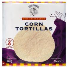 Corn Tortillas  181 g