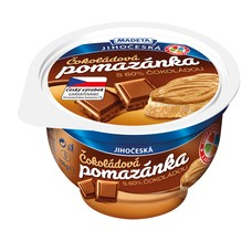 Jihočeská pomazánka čokoládová 150 g