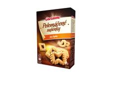 Glutaline polomáčené sušenky bez lepku 120 g