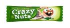 Crazy Nuts - Lískový ořech v mléčné čokoládě 30 g