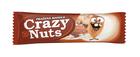 Crazy Nuts - Pražené mandle v mléčné čokoládě 30 g