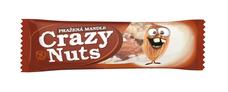 Crazy Nuts - Pražené mandle v mléčné čokoládě DRUID 30 g