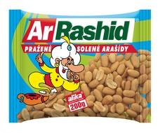 Ar Rashid arašídy pražené solené