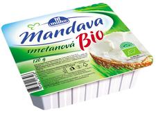 Bio Mandava smetanová 120 g