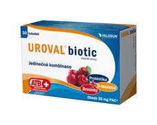 UROVAL® biotic 30 tbl.