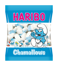 HARIBO CHAMALLOWS Šmolkovia 100 g