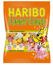 HARIBO Funny Cubes 90 g