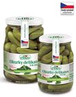 Okurky delikates 3-6 cm 720 ml