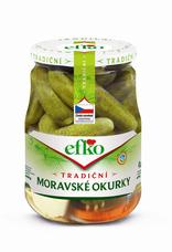 TRADIČNÍ Moravské okurky 720 ml