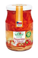 Paprika s cibulí 370 ml. SALATBAR