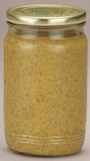 Hořčice kremžská 350 g OMNIA