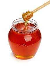 Med včelí květový 650 g