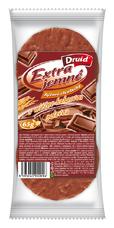 Extra jemné chlebíčky s mléčno kakaovou polevou 65 g