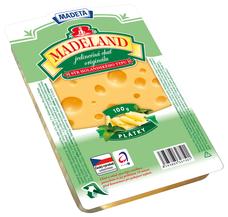 Madeland 45 % plátky 100 g