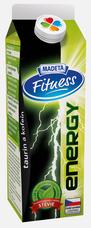 Fitness syrovátkový nápoj energy 430 ml