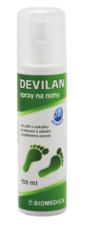 Devilan spray na nohy 150 ml
