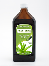 Aloe vera Biomedica 500 ml